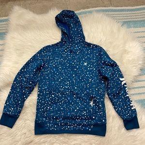 Boys Hurley/Nike dri fit hoodie